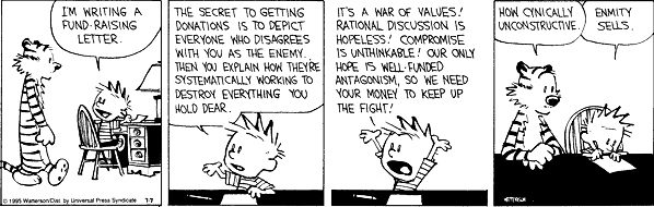 calvin and hobbes 1995 July 07